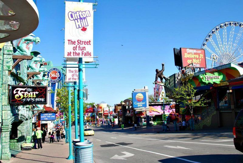 Visitar Clifton Hill